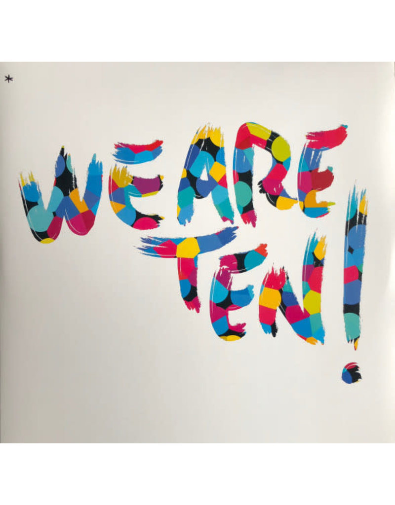 HH Various – We Are Ten!2LP (2016), Compilation
