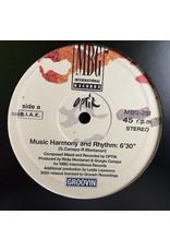 "Optik – Music Harmony And Rhythm 12"""