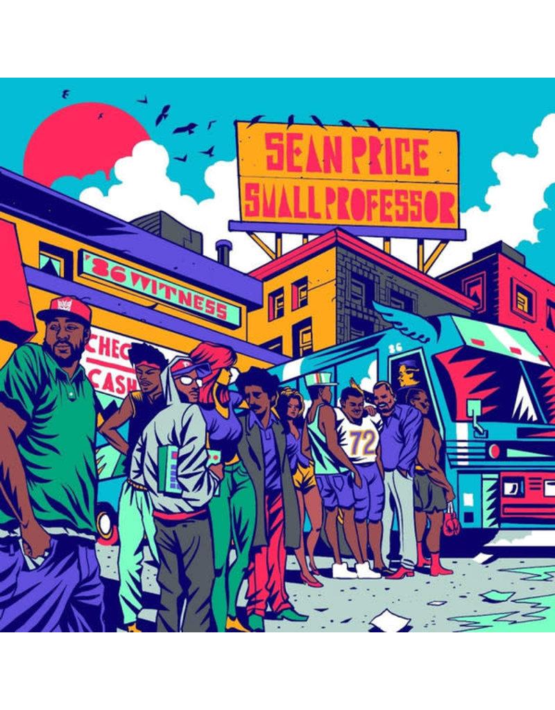 Sean Price & Small Professor – 86 Witness Cassette