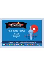 Toronto #RB3STYLE 2013 WORLD FINALS TORONTO CANADA NOVEMBER 04-09 LP