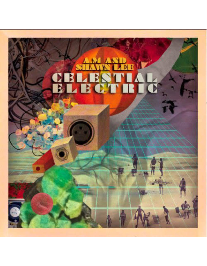 EL AM & Shawn Lee- Celestial Electric LP (2011)