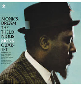 JZ The Thelonious Monk Quartet ‎– Monk's Dream LP (180G)