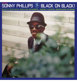 JZ Sonny Phillips ‎– Black On Black! LP (Reissue)