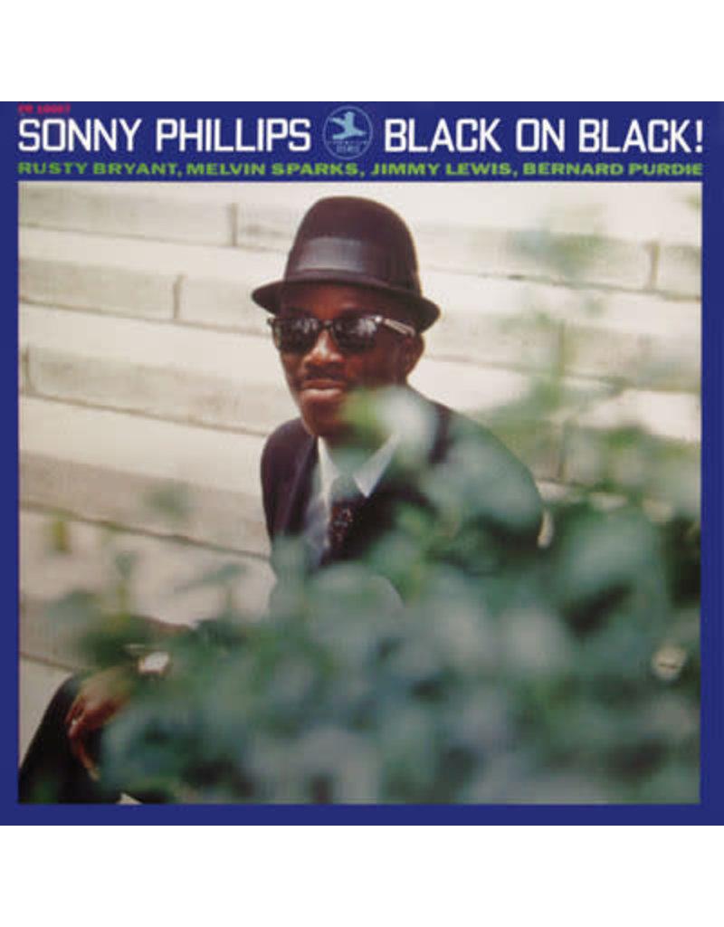 JZ Sonny Phillips – Black On Black! LP (Reissue)