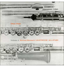 JZ Howard Rumsey's Lighthouse All-Stars ‎– Volume 4 LP (2010 Reissue)