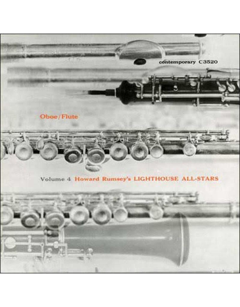 JZ Howard Rumsey's Lighthouse All-Stars – Volume 4 LP (2010 Reissue)