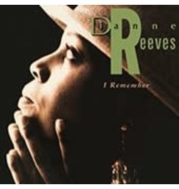 JZ Dianne Reeves ‎– I Remember LP (Reissue)