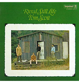 JZ TOM SCOTT - RURAL STILL LIFE LP