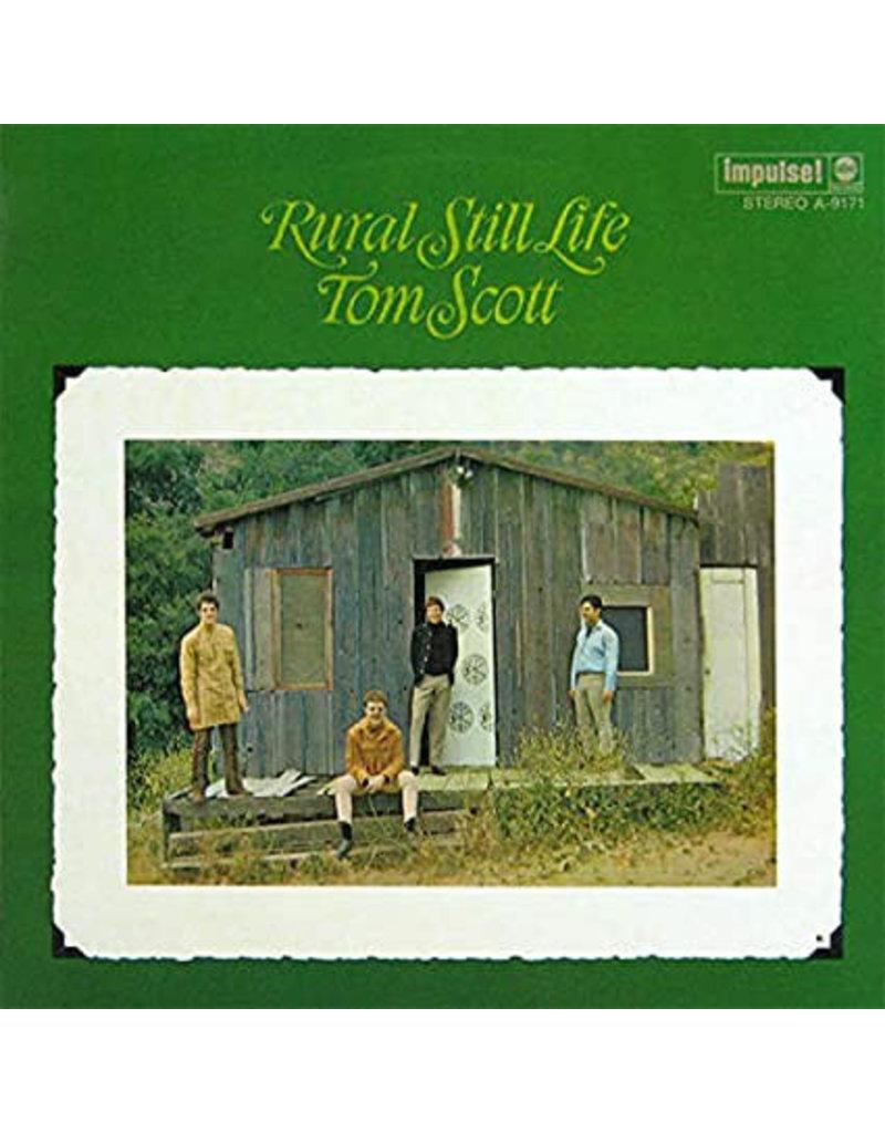 JZ TOM SCOTT - RURAL STILL LIFE LP