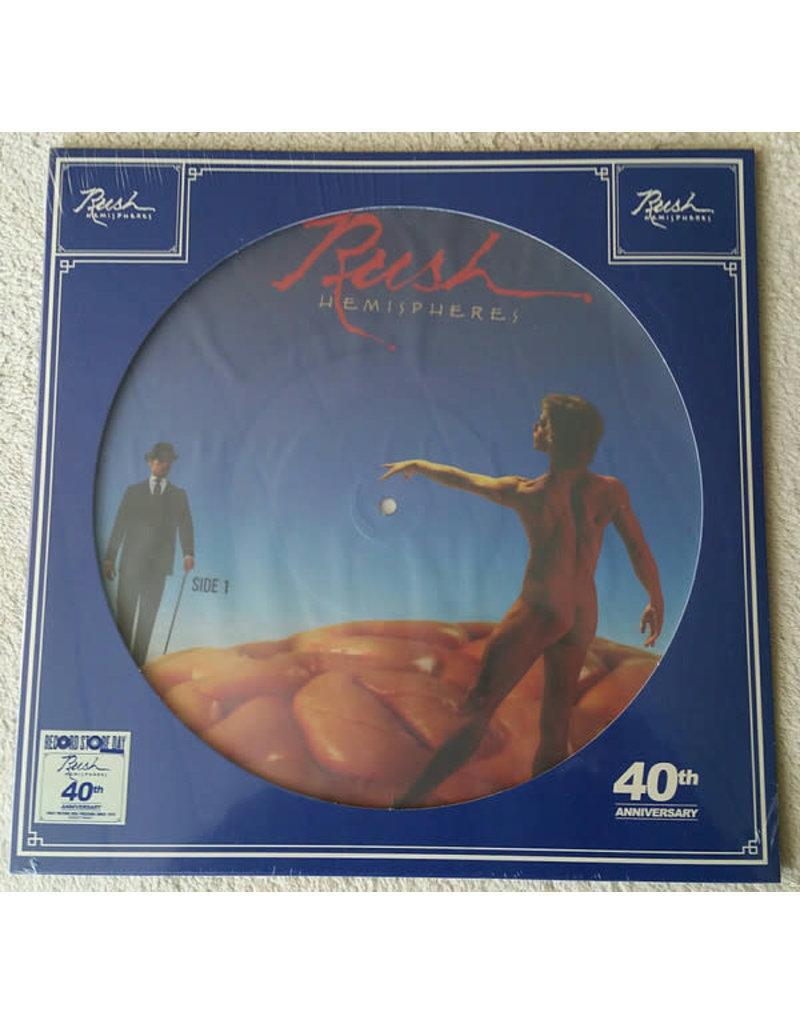 RK RUSH - HEMISPHERES LP (PIC DISC) [RSD2019]