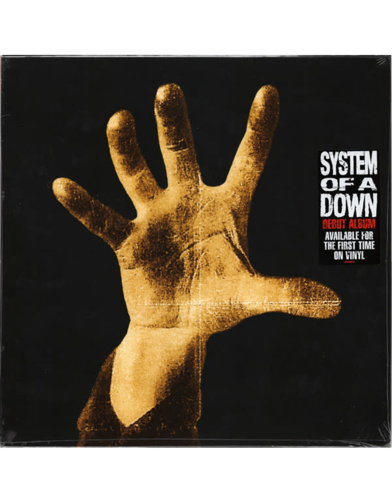RK System Of A Down – System Of A Down LP (2018 Reissue)