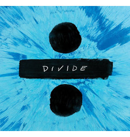 "PO Ed Sheeran - ÷ (DIVIDE) 2x12"" (2017), Deluxe Edition, Gatefold"