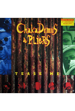 """RG Chaka Demus & Pliers – Tease Me 12"""" [RSD2018], Yellow Vinyl"""