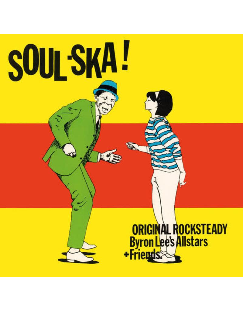 RG Byron Lee's Allstars – Soul-Ska! LP (2018 Reissue)