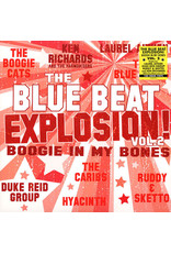 RS Laurel Aitken – The Blue Beat Explosion Vol. 2 (Boogie In My Bones)LP (2013), Compilation