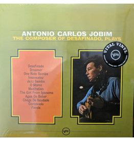 JZ Antonio Carlos Jobim – The Composer Of Desafinado, Plays LP