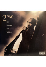 2Pac – Me Against The World 2LP (2020 Reissue), 25th Anniversary Edition