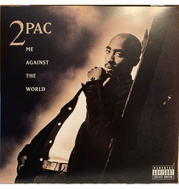 2Pac ‎– Me Against The World 2LP (2020 Reissue), 25th Anniversary Edition