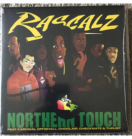 """Rascalz – Northern Touch 7"""" (2020 Reissue), Limited Edition"""