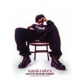 "Saukrates – Hate Runs Deep 7"" (2020), Limited Edition"