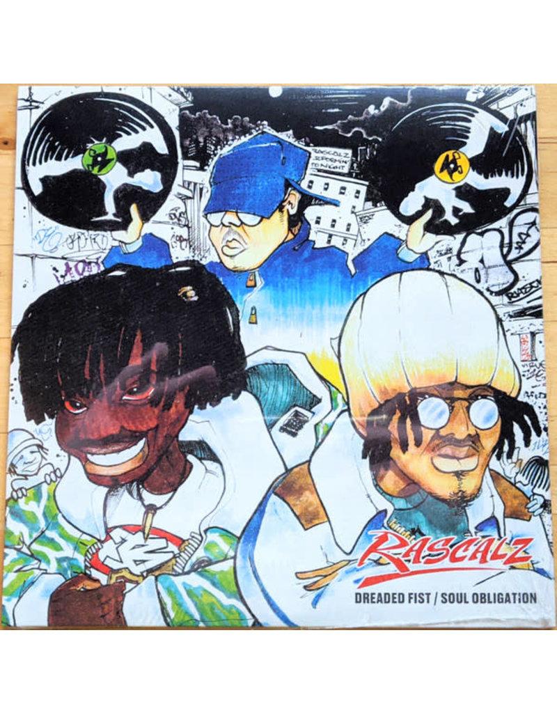 "Rascalz – Dreaded Fist / Soul Obligation 7"" (2020), Limited Edition"