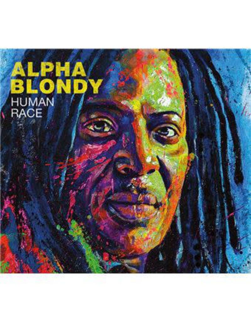 RG Alpha Blondy – human race LP (2018)