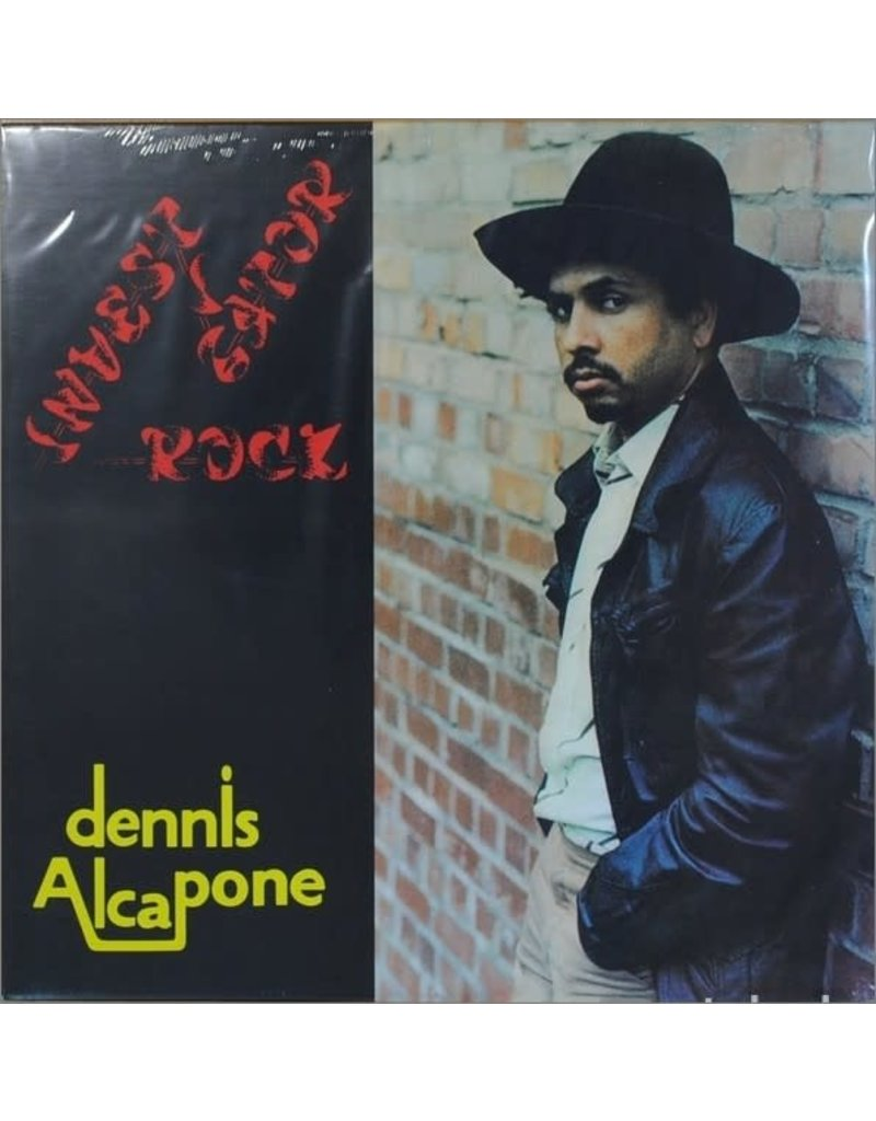 RG Dennis Alcapone – Investigator Rock LP (2018 Reissue)