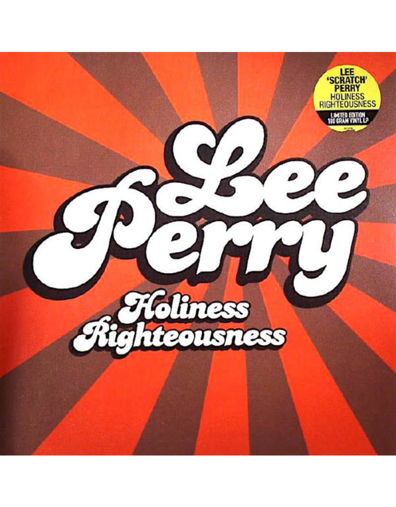 RG Lee Perry – Holiness Righteousness [RSD2015], 180g