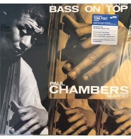 Paul Chambers Quartet – Bass On Top LP (2021 Reissue) (Tone Poet Series)
