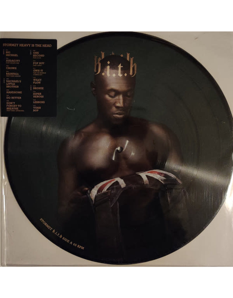 Stormzy – Heavy Is The Head 2LP (2020) Special Picutre Disc Limited Edition