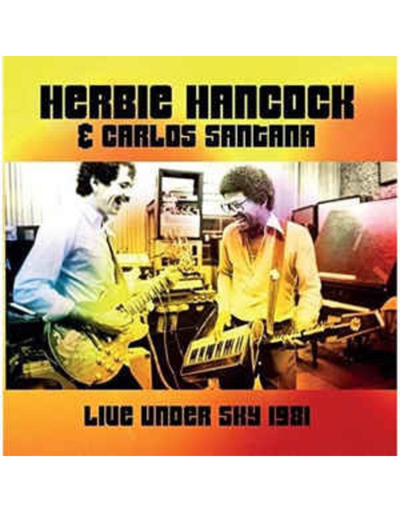 Herbie Hancock, Carlos Santana – Live Under Sky 1981 2LP