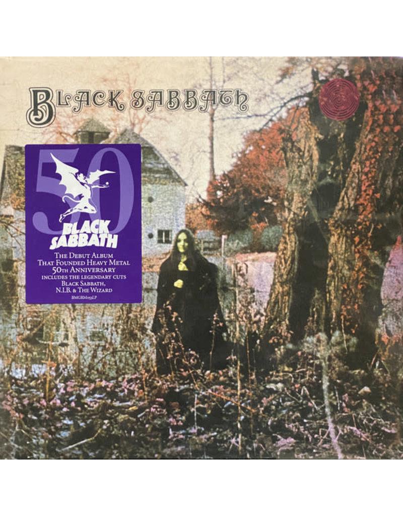 Black Sabbath – Black Sabbath LP (2020 Reissue), 180g, 50th Anniversary