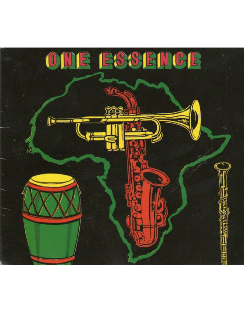 RG Cedric Brooks – One Essence LP (2014 France Reissue)