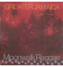 RG Tommy McCook & The Supersonics – Greater Jamaica Moonwalk Reggae LP (Music On Vinyl), Numbered, Orange Vinyl