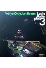 RG Leslie Butler Plus 3 - We've Only Just Begun LP (2013 Japan Reissue)