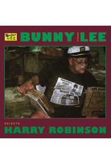 RG Various – Bunny 'Striker' Lee Selects Harry Robinson LP (2015), Compilation