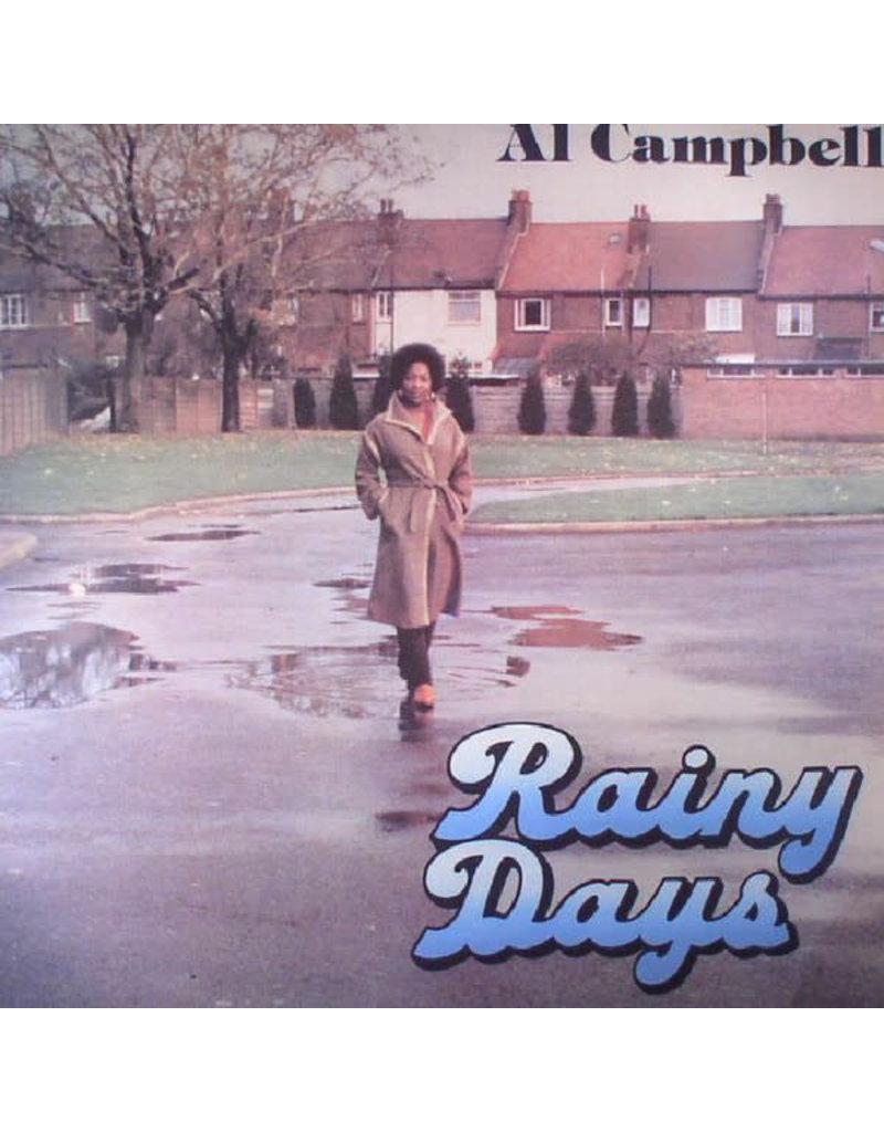 RG Al Campbell – Rainy Days LP (2017 Reissue)