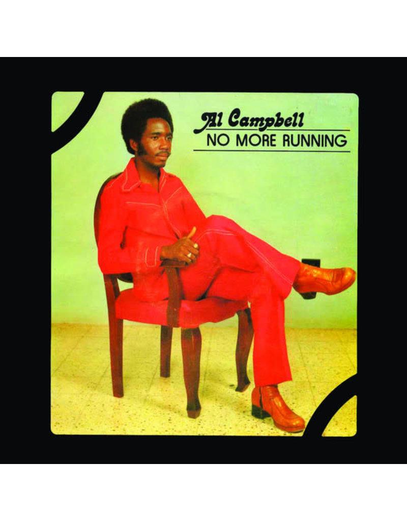 RG Al Campbell – No More Running LP (2017 Reissue)