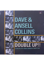 RG Dave & Ansel Collins ‎– Double Up!! LP (2014 Compilation)