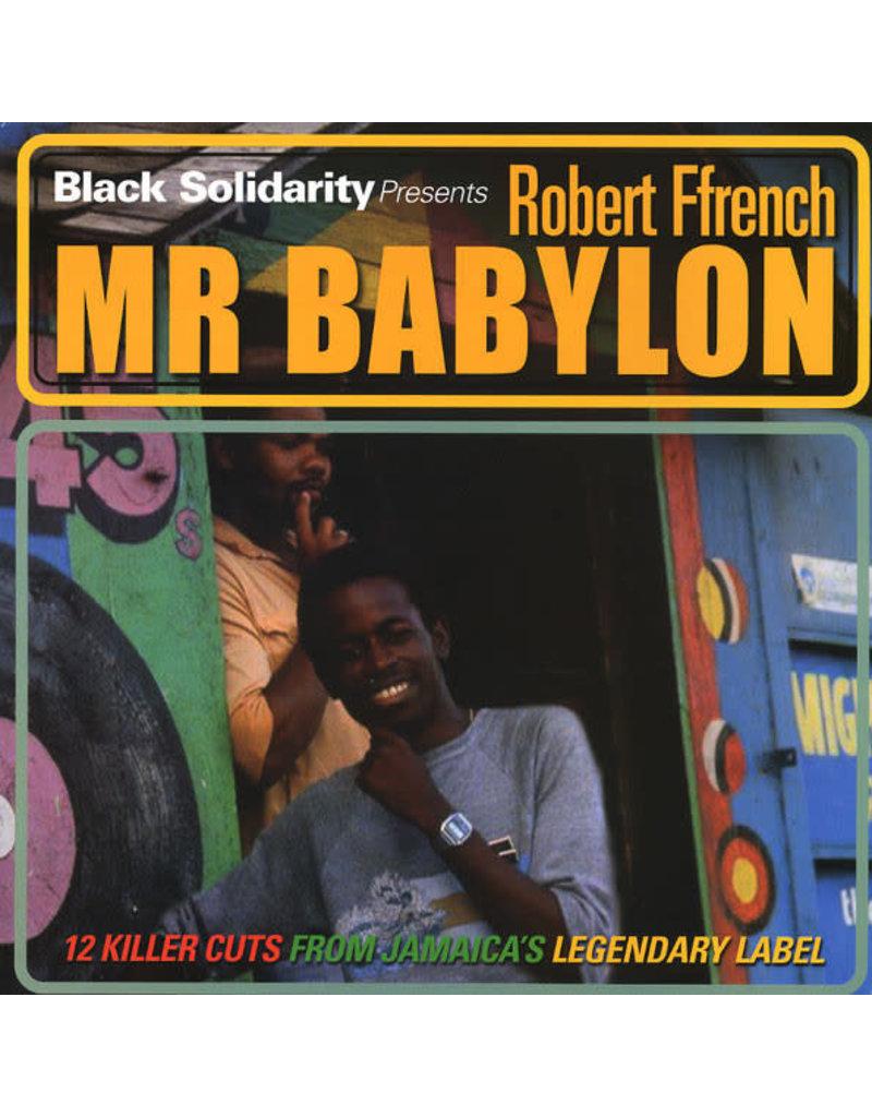 RG Robert Ffrench – Mr Babylon LP (2015 Compilation)