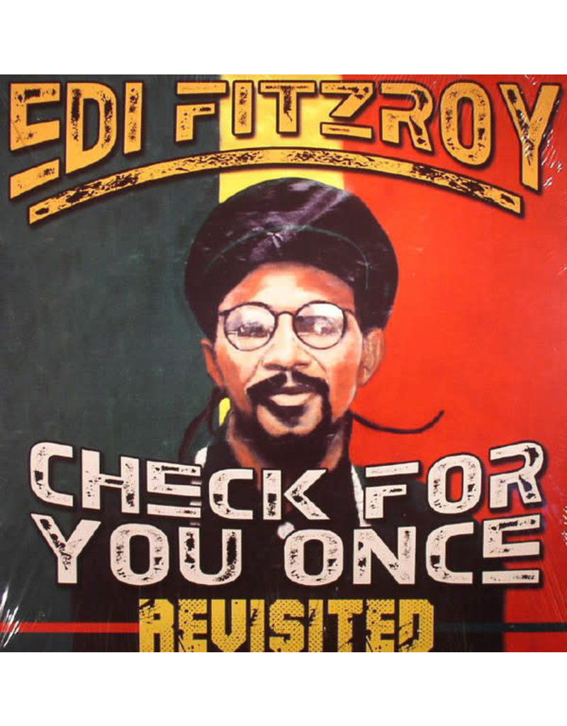 RG Edi Fitzroy – Check For You Once: Revisited LP (2015 Reissue)