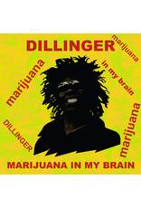 RG Dillinger – Marijuana In My Brain LP (2019 Reissue)
