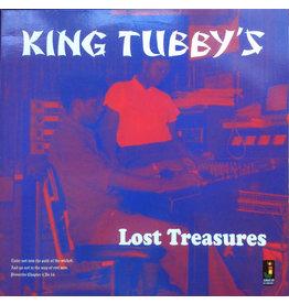 RG King Tubby – King Tubby's Lost Treasures LP (2001)