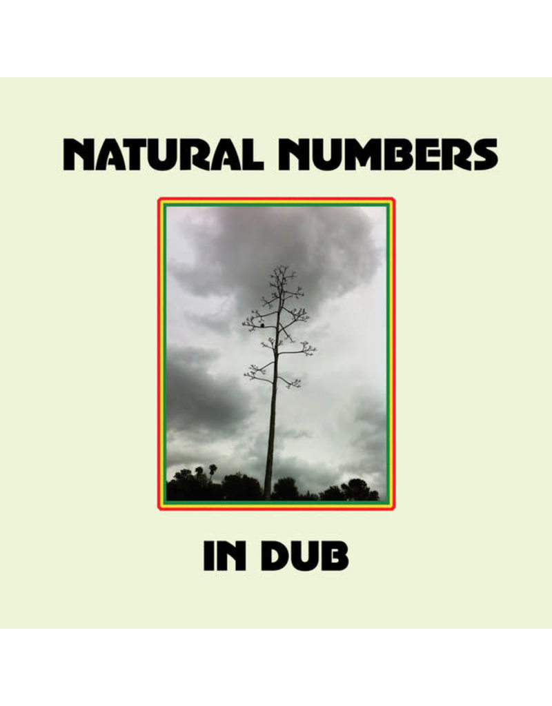 RG Natural Numbers - Natural Numbers In Dub (LP + DL Card)