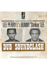 RG Lee Perry V's Bunny 'Striker' Lee – Dub SoundclashLP (2018, Compilation)