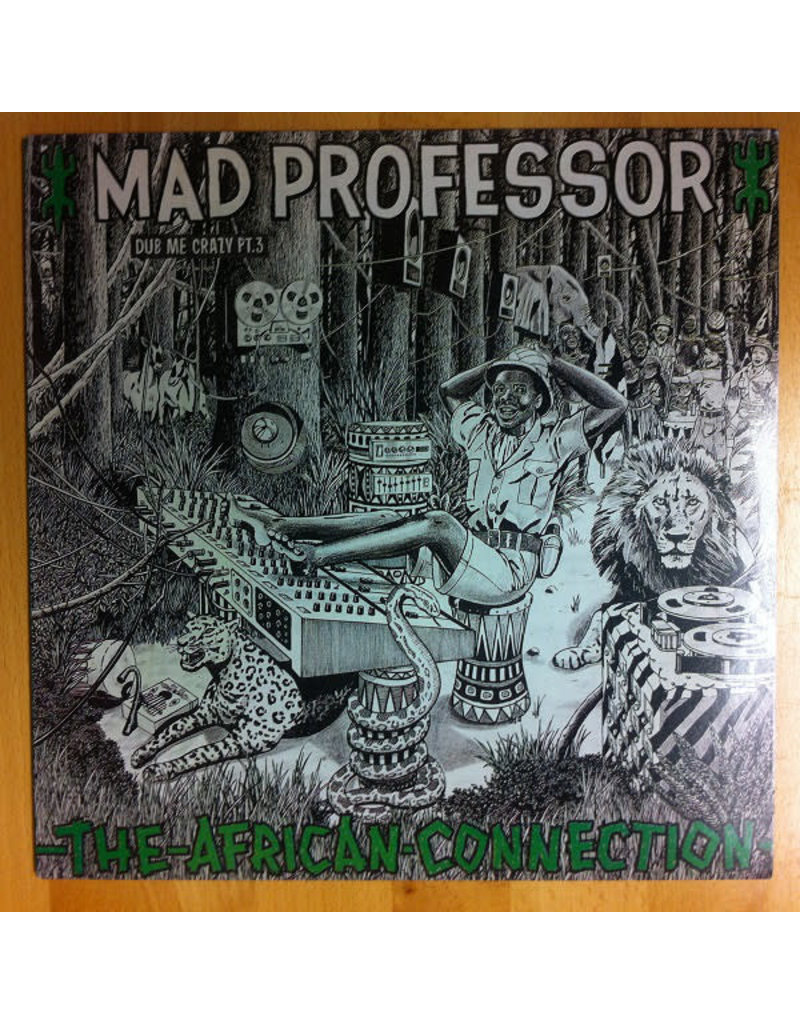 RG Mad Professor - Dub Me Crazy 3: African Connection