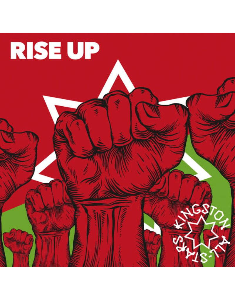 RG Kingston All-Stars – Rise Up LP (2018), Compilation