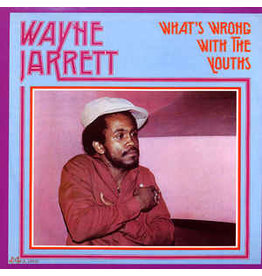FS Wayne Jarrett – What's Wrong With The Youths LP (2012 Reissue)