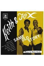 RG Keith & Tex - Same Old Story LP+CD (2017)