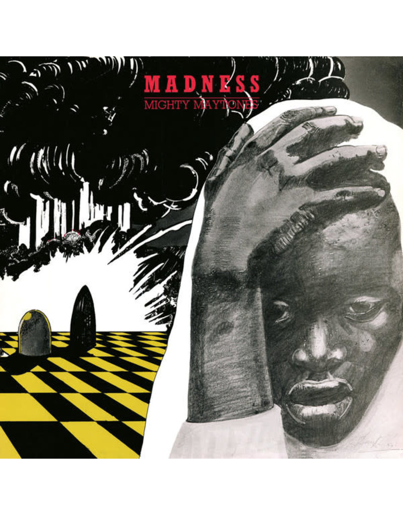 RG Mighty Maytones ‎– Madness LP (2018 Reissue)